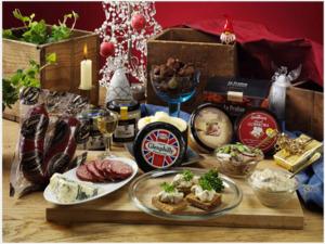 Stora Julbordet