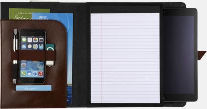 Padfolio från Balmain med anteckningsblock - med reklamtryck