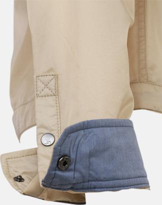 Cargo jackor i herr- & dammodell med reklamtryck