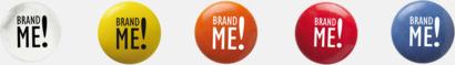 Standardfärger Chokladlinser i blisterpack med egen logo