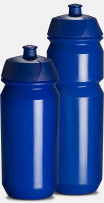 Mörkblå Vattenflaska med eget tryck