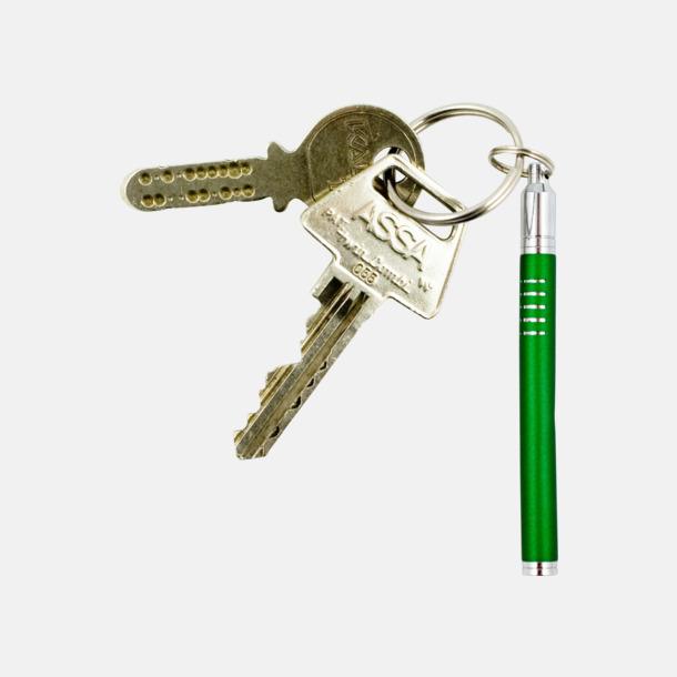 Grön Penna för nyckelringen