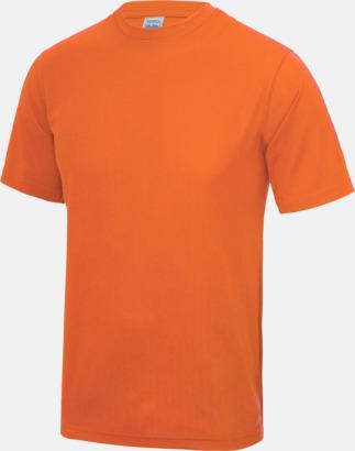 Electric Orange Billig funktionströja med eget tryck