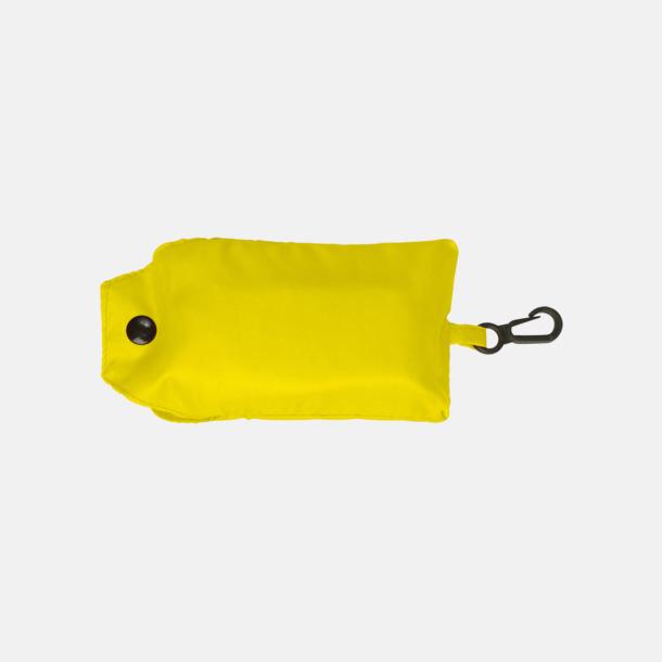 Gul Trendig, vikbar väska med belt-clip
