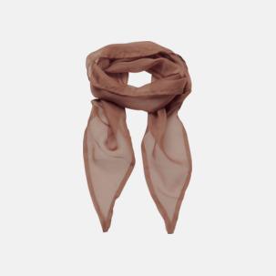Tunna accessoarscarfs i många färger