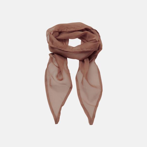 Mocha Tunna accessoarscarfs i många färger