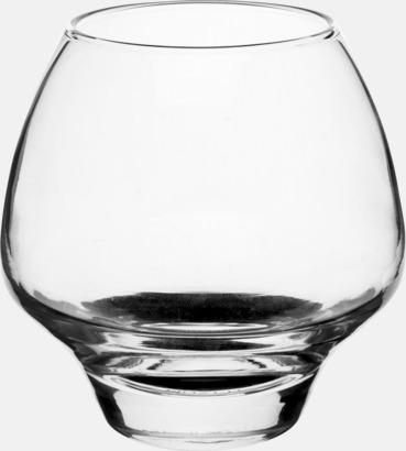 Transparent 6-delar vattenglas från Selected by Mannerström