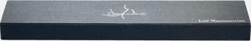 Presentkartong Mannerströms skalkniv med reklamgravyr