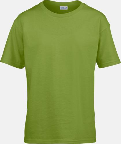 Kiwi Billiga t-shirts med reklamtryck