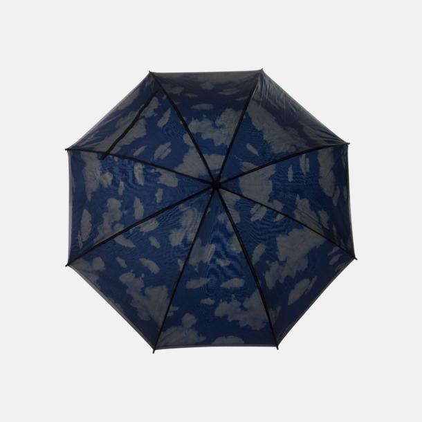 Cloud (2) Paraply med väder på insidan