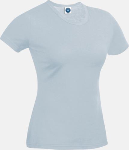 Sky (dam) Funktions t-shirts i herr- & dammodell med reklamtryck