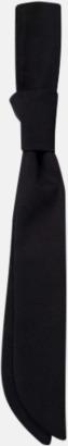 Svart (kravatt) Ready-to-wear slipsar och kravatter med eget tryck