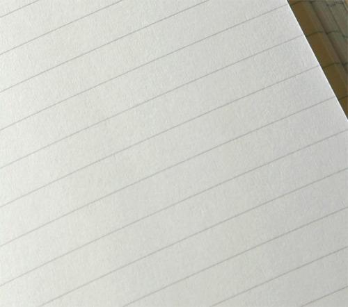 Ruled (linjerad) Moleskine extra stora, mjuka notisböcker i 3 utföranden med reklamtryck