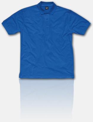 Royal Fina pikétröjor för herr, dam & barn med reklamtryck