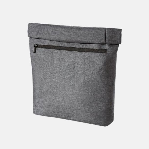 Grey-Sprinkle Trendiga axelremsväskor med reklamtryck