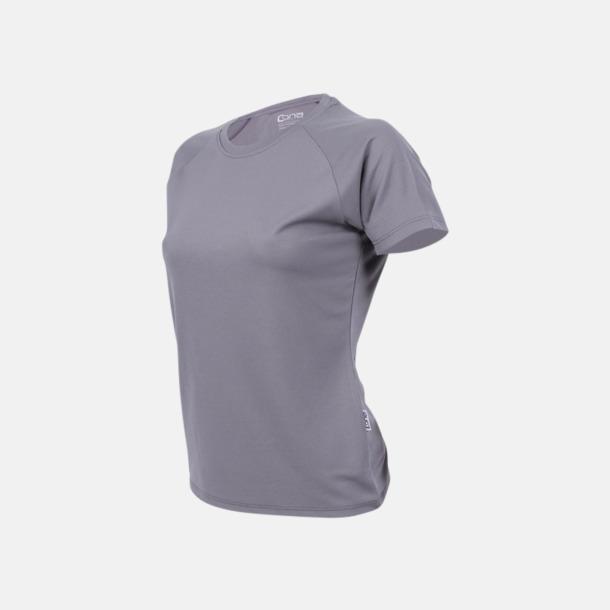 Cool grey Sport t-shirts i många färger - med reklamtryck