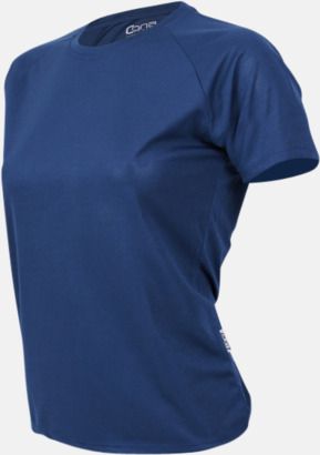 Navy Sport t-shirts i många färger - med reklamtryck