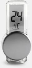 Lättfäst termometer med tryck