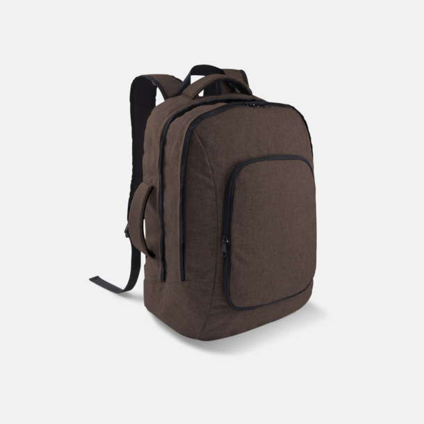 Chocolate Snygga laptopväskor med ryggremmar - med tryck