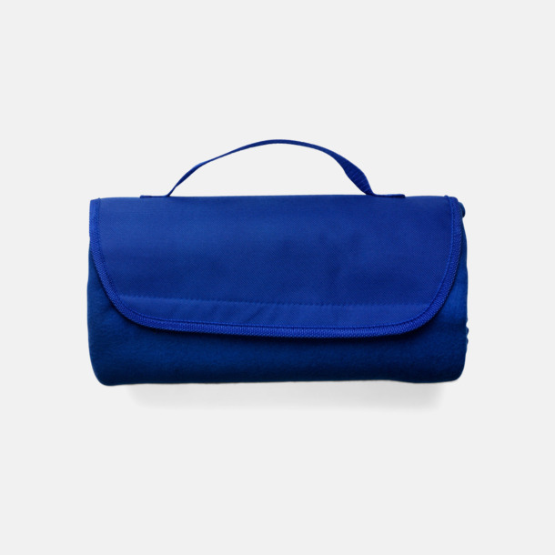 Cobalt Blue Fleecepläd - filtar med reklamlogo