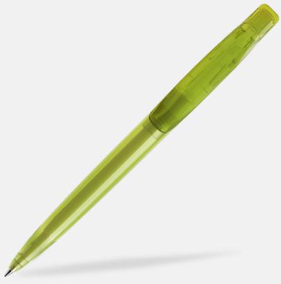 Prodir pennor i färger med tryck