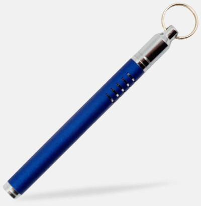 Blå Penna för nyckelringen
