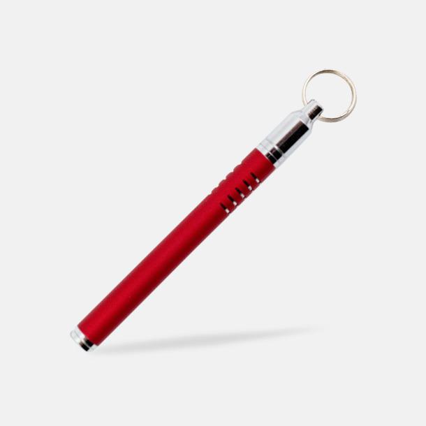 Röd Penna för nyckelringen