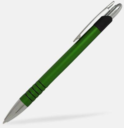 Grön Kulspetspennor med tryck