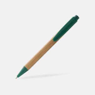 Miljövänliga pennor i bambu - med tryck