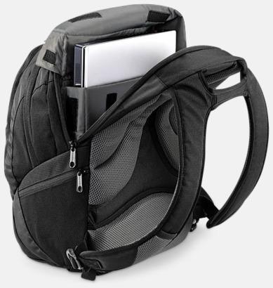 Exklusiva laptopryggsäckar med reklamlogo