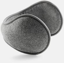 Öronmuffar i suprafleece med reklambrodyr