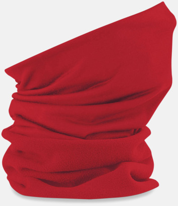 Classic Red Halskragar med brodyr