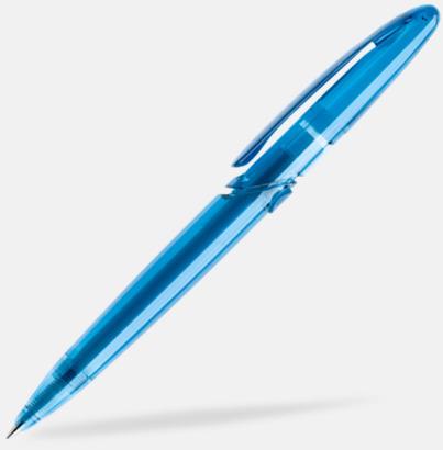Ocean (transparent) East Elegance pennor från Prodir - med tryck