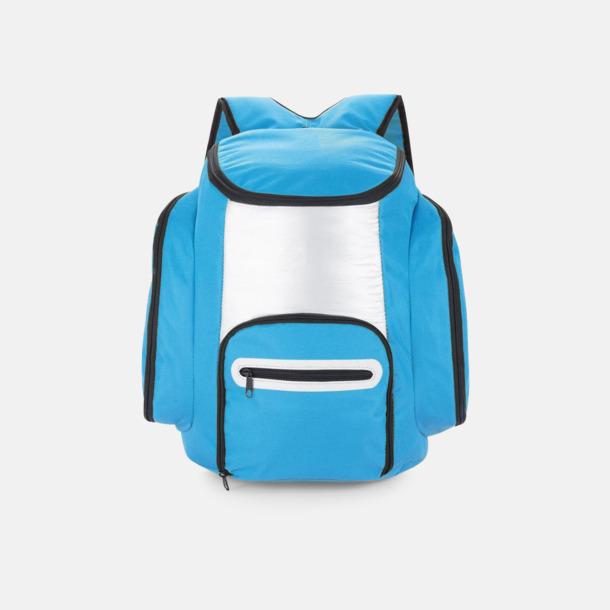 Blå Kylryggsäckar med eget tryck