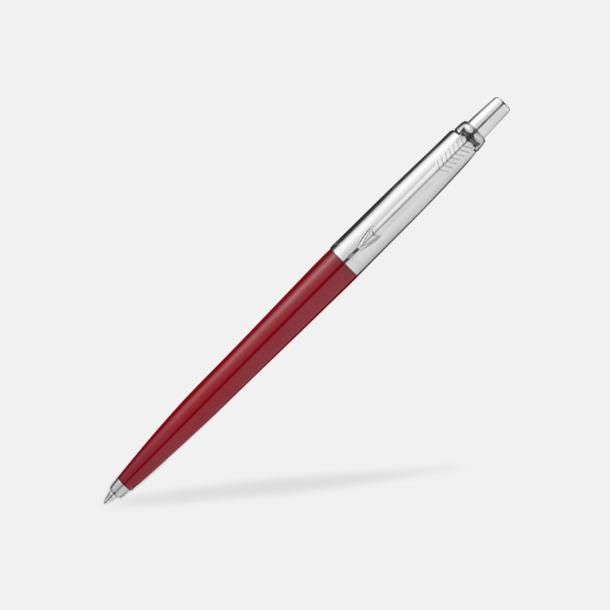 Röd En klassisk kvalitétspenna från Parker