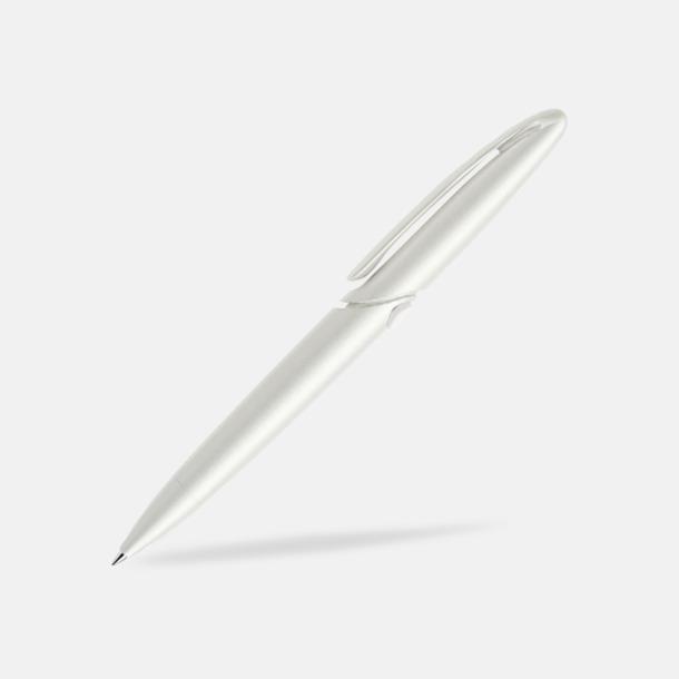 Pärlemor (varnished matt) East Elegance pennor från Prodir - med tryck