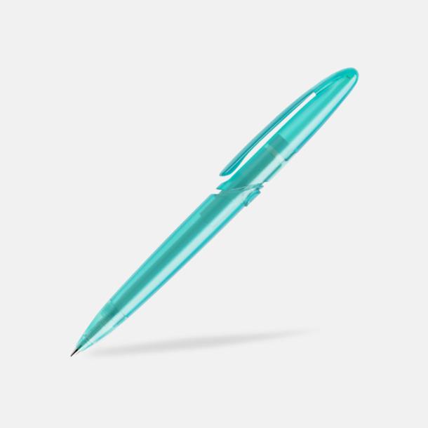 Aqua (frostad) East Elegance pennor från Prodir - med tryck