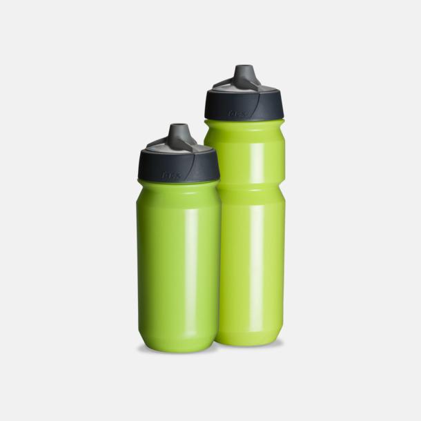 Limegrön Vattenflaska med eget tryck