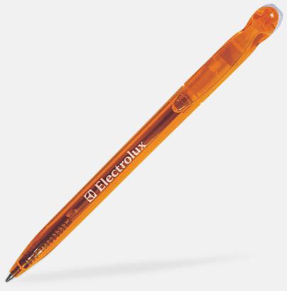 Orange Jayden - Reklampennor med tryck
