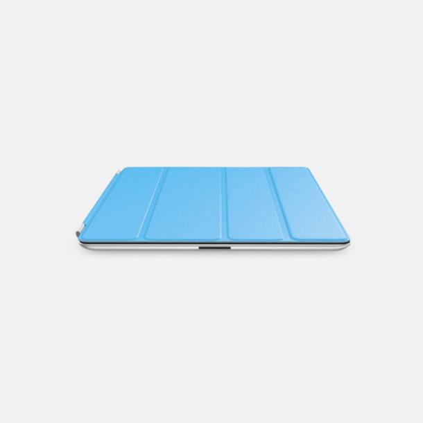 Blå Mycket praktiska iPadfodral med tryck