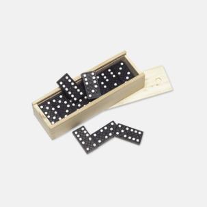 Dominospel med eget tryck