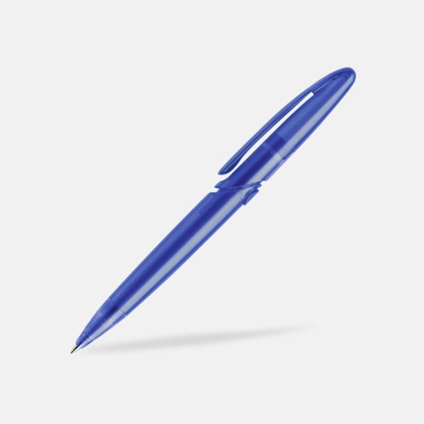 Classic Blue (frostad) East Elegance pennor från Prodir - med tryck