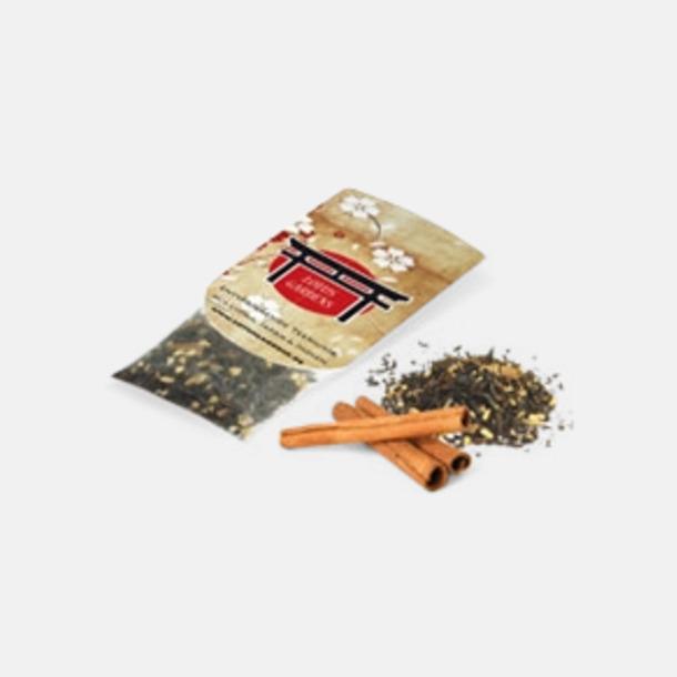 Chai Premiumte i många smaker med reklamtryck