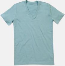 Ekologiska t-shirts i flera modeller och många färger - med reklamtryck