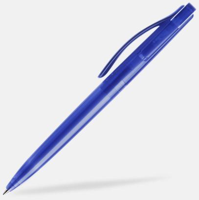 Classic Blue (frostad) Prodir pennor i färger med tryck