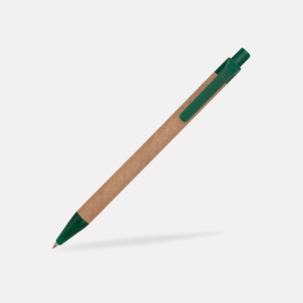 Ekologiska pennor med tryck