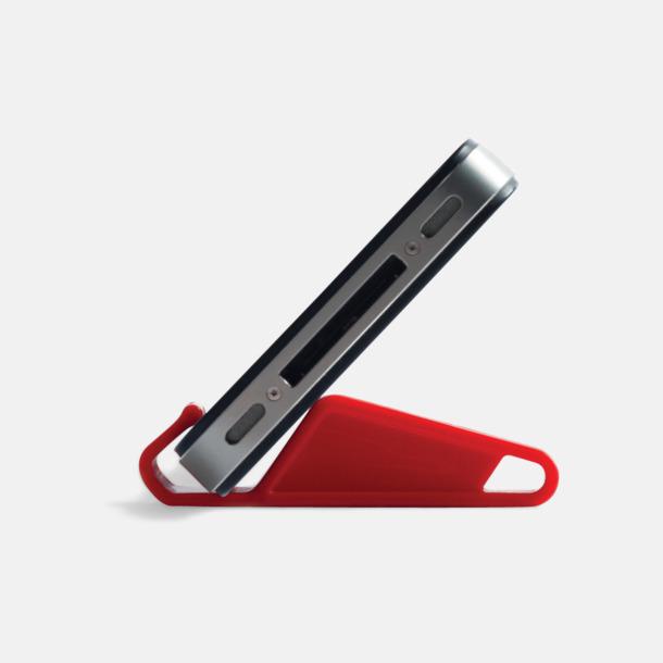 Praktiskt ställ för smartphones med tryck