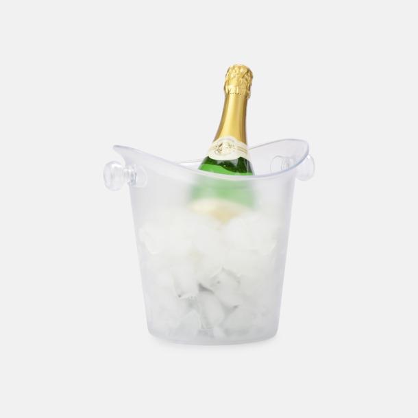 Vin- eller champagnekylare med reklamtryck