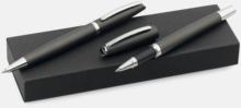 Prisvärt pennset i aluminium med reklamtryck