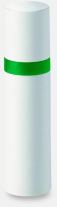 Vit / Grön Pumpsprej med olika innehåll med reklamtryck